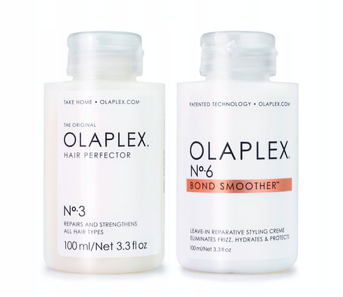 Olaplex No.3 and No.6 Repair and Smooth Combo