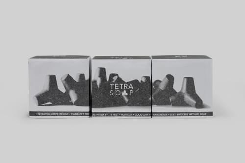 TETRA SOAP PACK ( x3 )