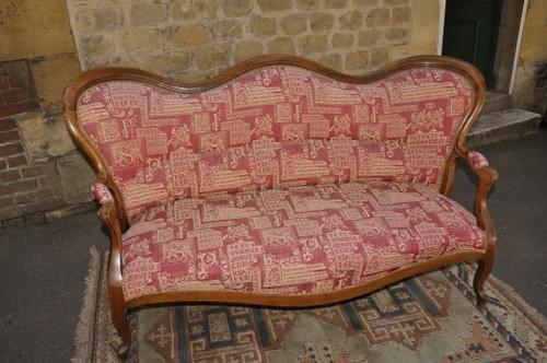 Canapé Louis Philippe