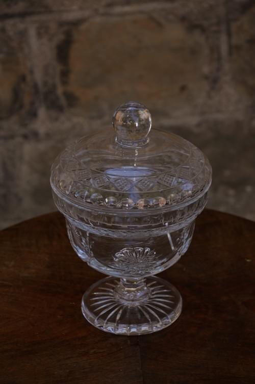 Drageoir en cristal
