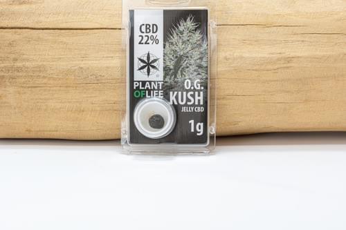"Plant of Life Jelly CBD ""O.G.KUSH"""