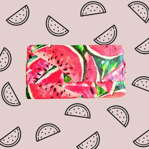 Beeswax Wraps 3pack - Watermelon
