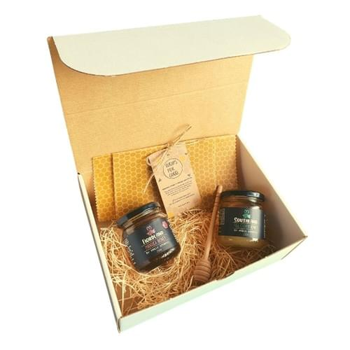 Honey & Wraps Gift Box