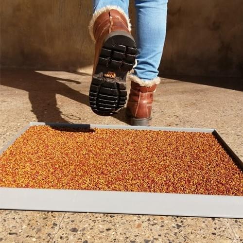 Pediluvio Sanitizador de caucho