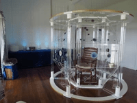 TESLA'S LIGHT CHAMBER