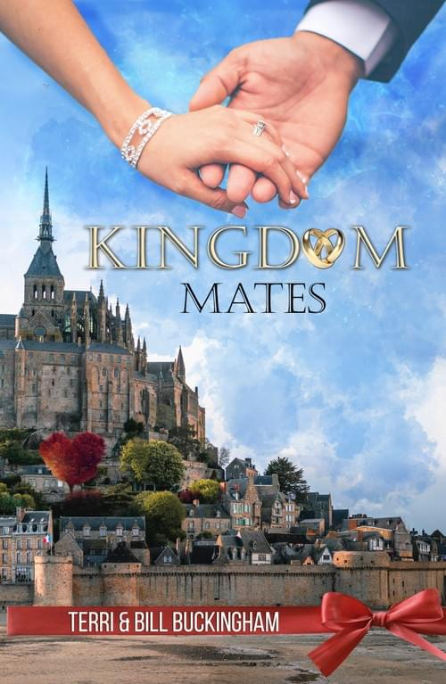 Kingdom Mates: Stepping Heavenward (PRINT)