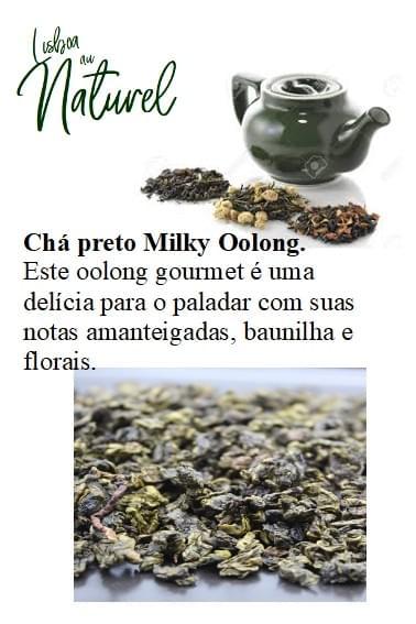 Chá Milky Oolong (50gr - 100gr)