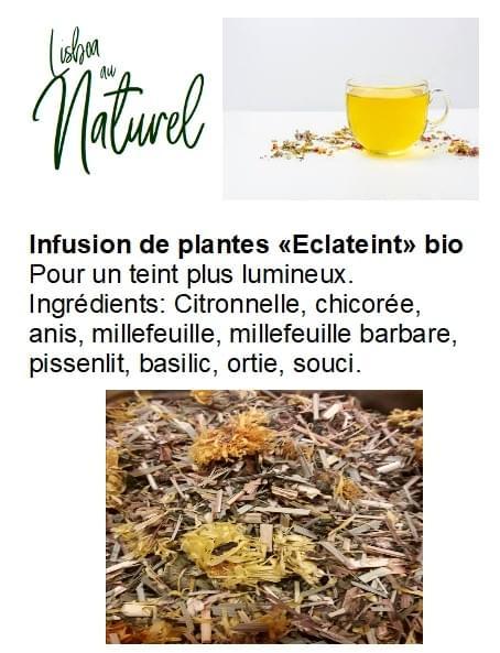 Infusion de plantes bio «Éclateint» (50gr - 100gr)