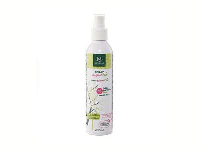 Spray assainissant aux 45 huiles essentielles bio, 200 ml