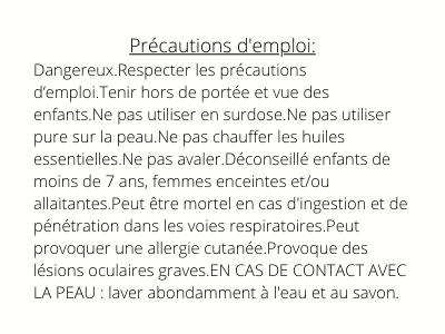 Gaulthérie ( Wintergreen), 10 ml