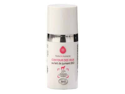 Contour des yeux au lait de jument bio, 15 ml