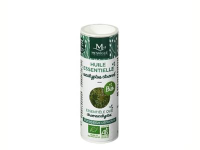 Eucalyptus citronné bio, 10 ml