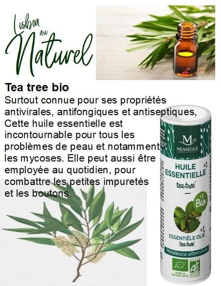 Tea tree bio, 10 ml