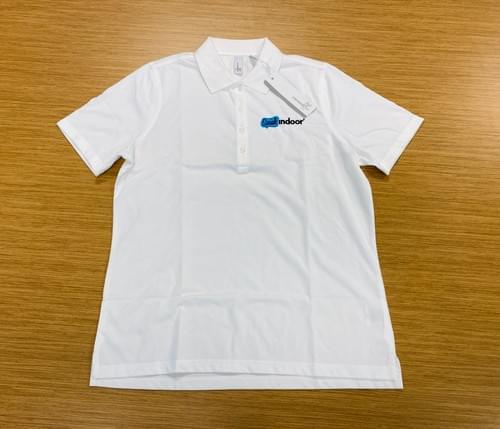 Ashworth Apparel | Women's Cotton White Polo (SALE!)
