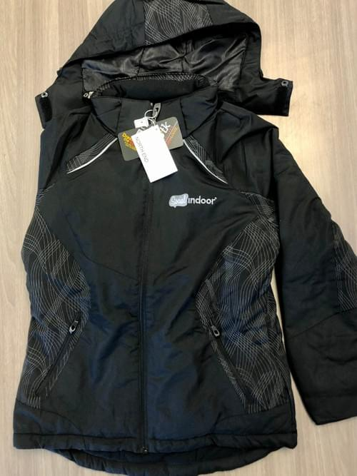 North End Sport | Women's Black Insulated Winter Coat