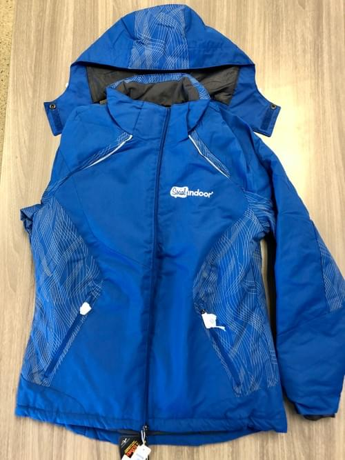North End Sport | Women's Cobalt Blue Insulated Winter Coat