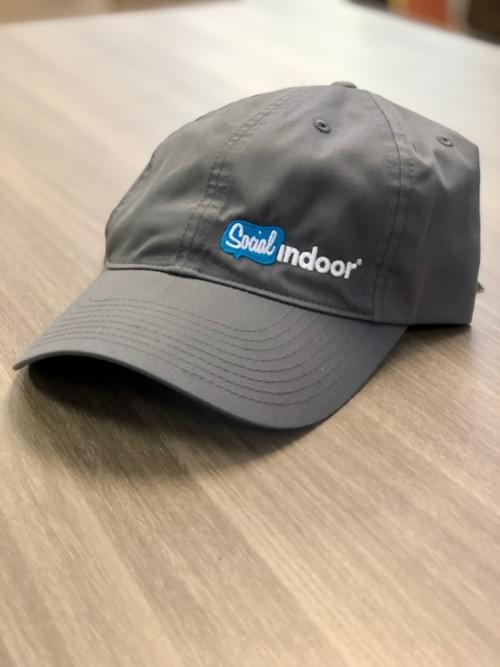 Nike | Grey Baseball Cap
