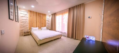 Casuța cu un Dormitor și Living
