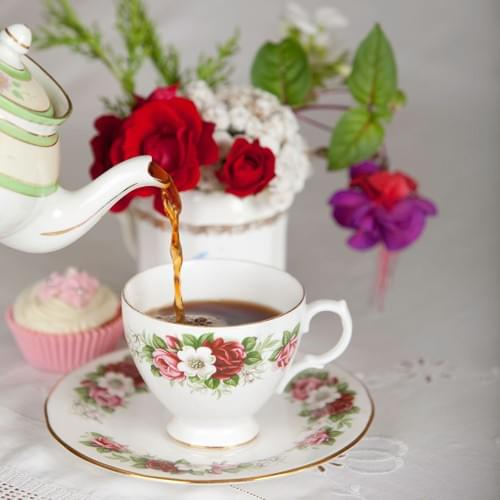 Love Tea | February 13th.  Bring friends, family or your one and only.  We are celebrating LOVE.