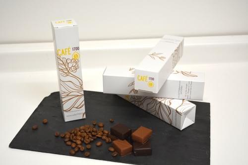 CHOCOLATS PRALINÉ NOIR (1 boîte de 150 g)