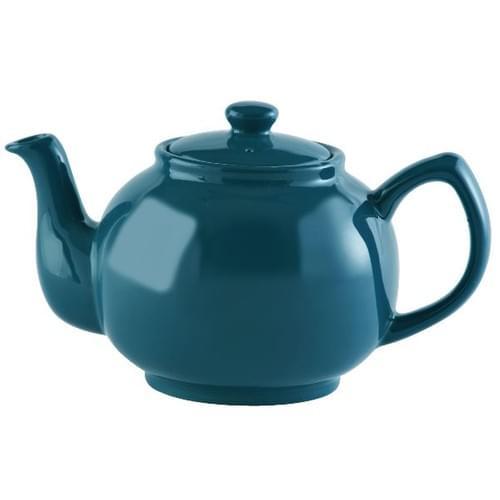 Théière 1.1 L Teal Bleue - Bright - PRICE KENSINGTON