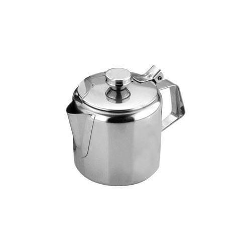 Théière Sunnex droite en Inox - Capacité 0.6 litre ; 1 litre