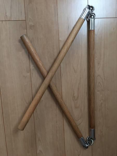 三節棍 (籐竹)