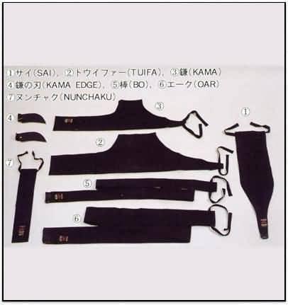 皮革保護套 (鎌刃) (一對)