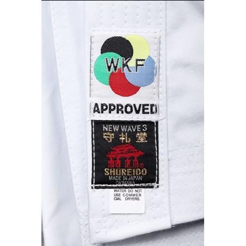 WAZA (藍色) (WKF-K1 Kumite比賽專用)
