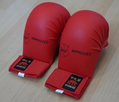 拳套 (紅色) (WKF Kumite比賽專用)