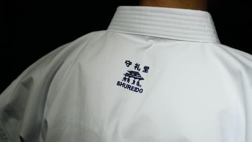 守礼堂標誌 (右胸/上背) (標準色/普通色/銀色)