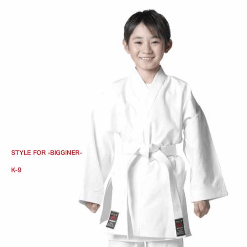 K-9連白色帶 (初學者訓練用)