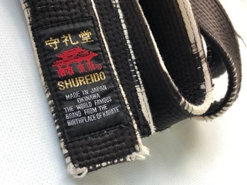 中厚帶 (黑色) (絹)