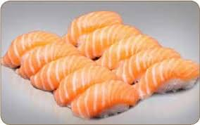 Menu Sushis Saumon XL 10 pièces
