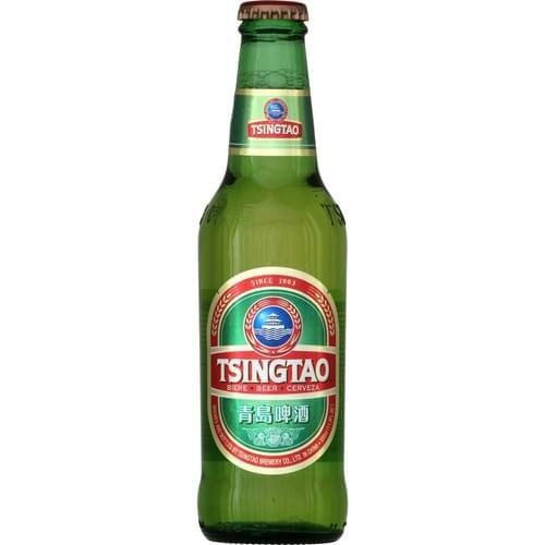 Bière Tsing Tao