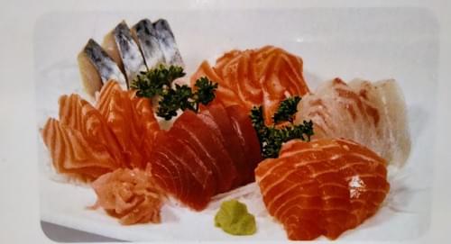 Menu Sashimi XL