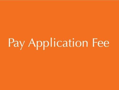 Application Fee  報名費