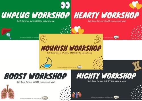 Private workshop (60 mins)