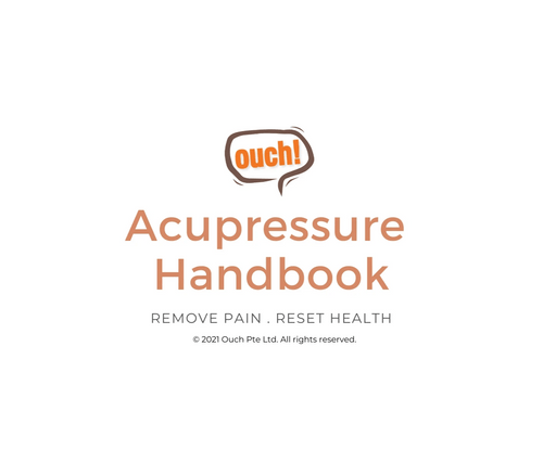 Ouch! acupressure handbook