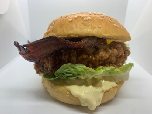 Uptown Classic Burger