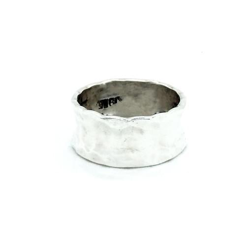 Homorú, kalapált cső gyűrű (Cikkszám: 37683)