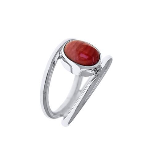 Korall gyűrű, festett  (Cikkszám: 41070)