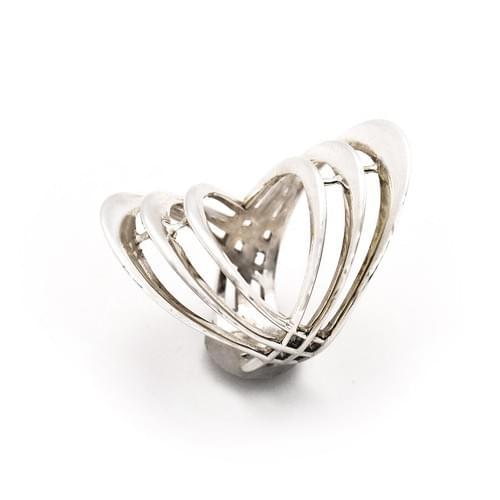 Hat soros gyűrű (Cikkszám: 39723)