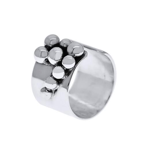 Nyitott bogyós gyűrű (Cikkszám: 41263)