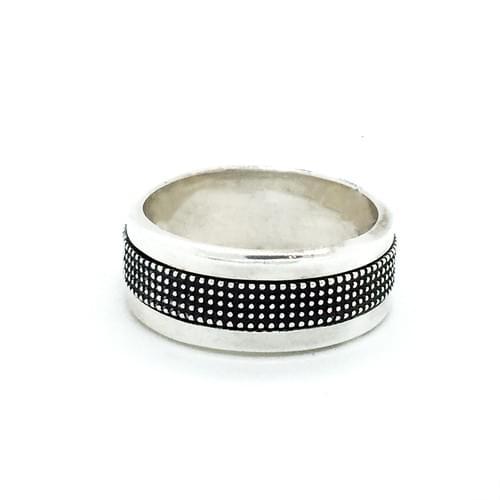 Forgatható sínes gyűrű, pöttyös