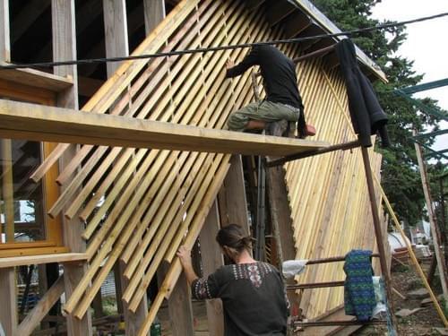 Initiation à la construction écologique (11/11 - 12/11)