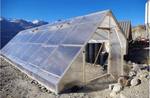 Concevoir et construire sa serre bioclimatique (06/12)