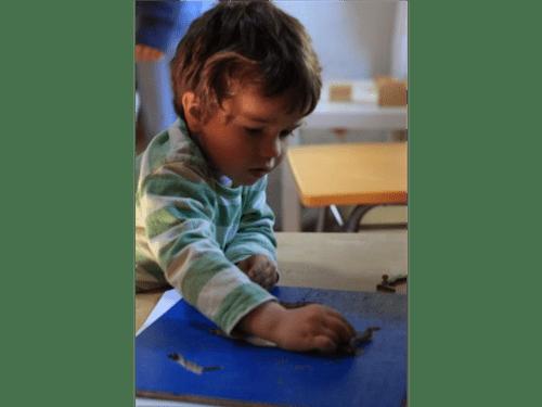 Pédagogie Montessori - Niveau 1 : de 0 à 6 ans (12/07 - 16/07)