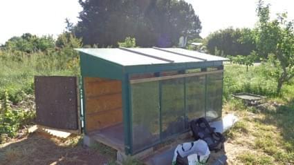 Un outil agricole pour l'autonomie : le séchoir solaire (29/11)