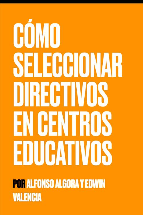 Selección de Directivos en Centros Educativos